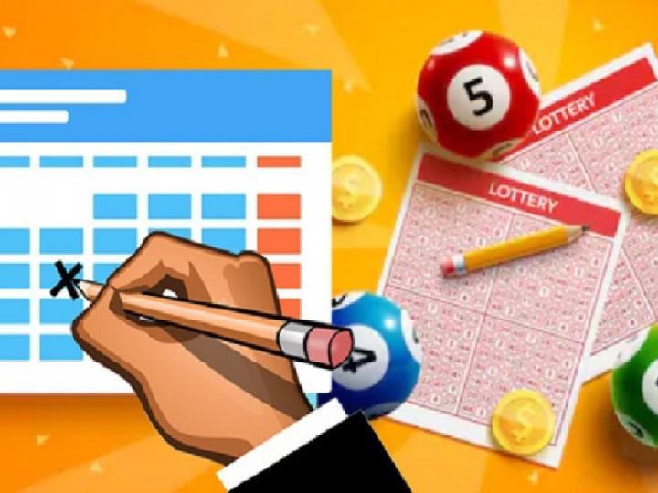 Тик-токерша учится предсказывать выигрышные номера лотереи