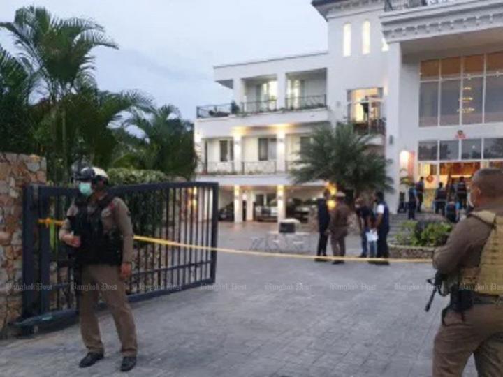Полицейские пострадали при задержании нелегального оператора