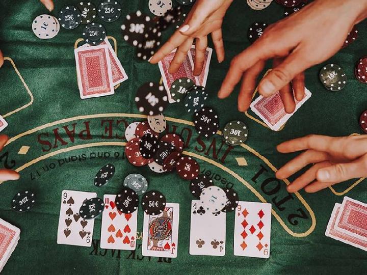 Стратегии игры в покер