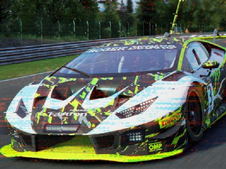 Lamborghini запускает симулятор The Real Race