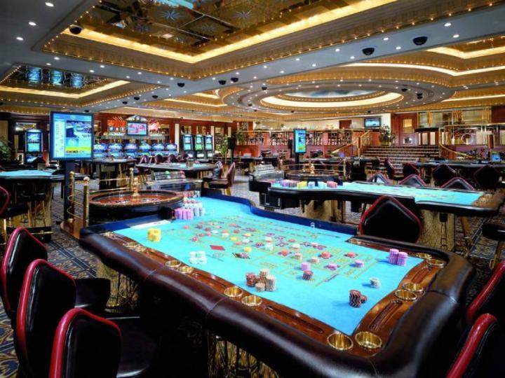 В Камбодже откроют новый отель-казино