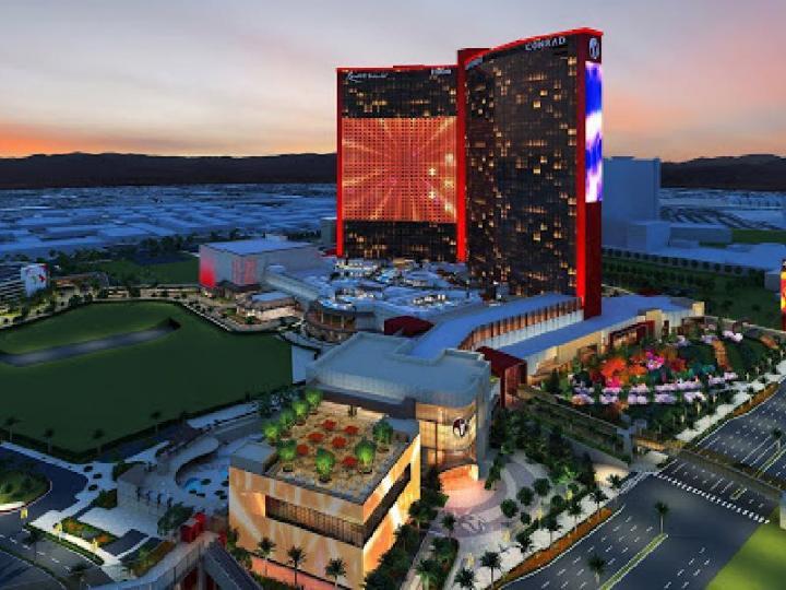 В Лас-Вегасе открылся курорт-казино