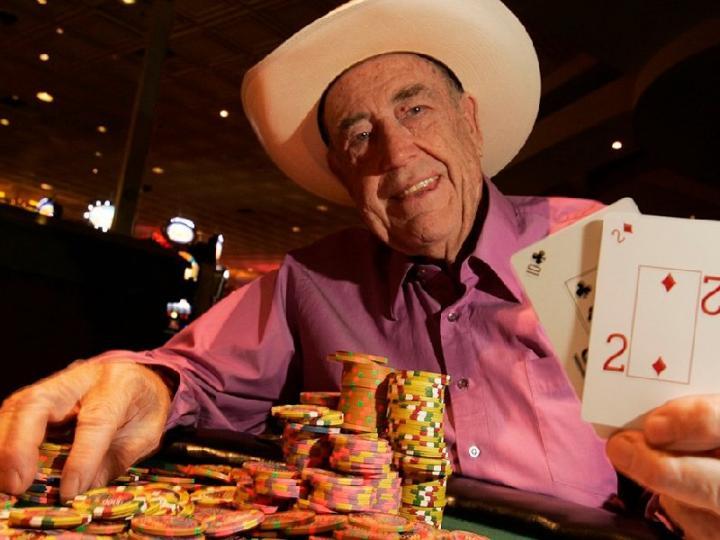 Легенда покера возвращается в WSOP