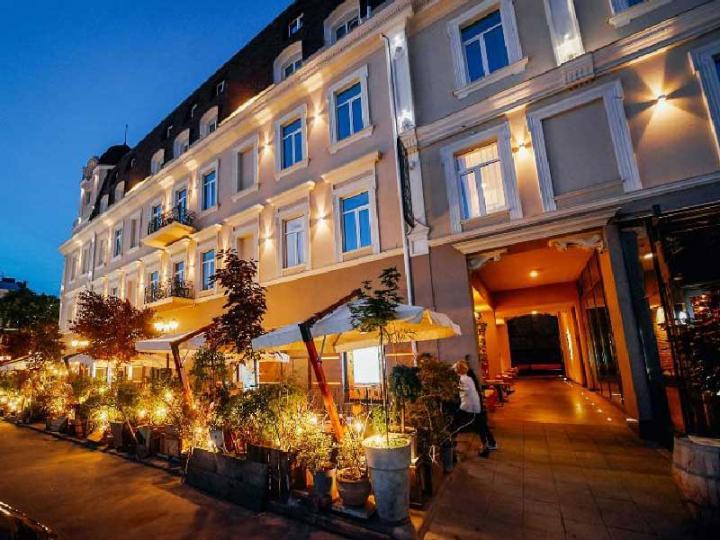 Пять украинских отелей получили «звезды»