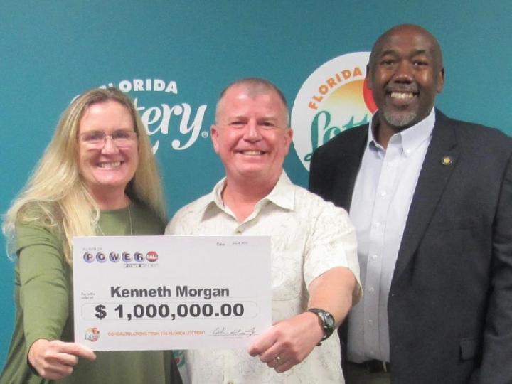 """Житель Флориды """"случайно"""" сорвал джекпот в лотерее"""