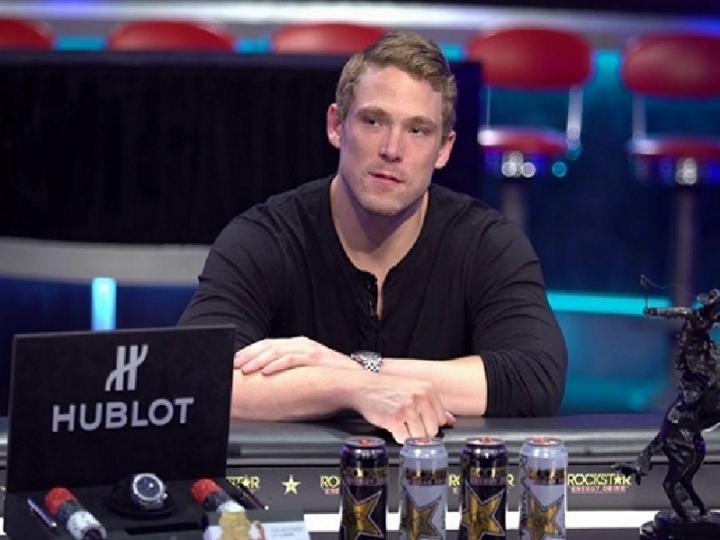 Алекс Фоксен выиграл первый в истории турнир PokerGO Cup